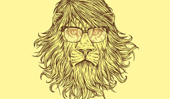 Smart-lions-beautiful-tshirt-designs