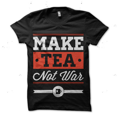 Tea-war-beautiful-tshirt-designs