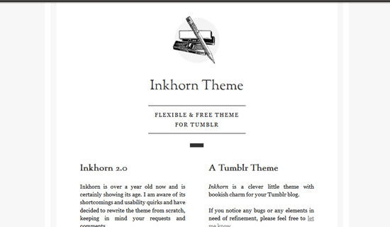Inkhorn-free-tumblr-themes