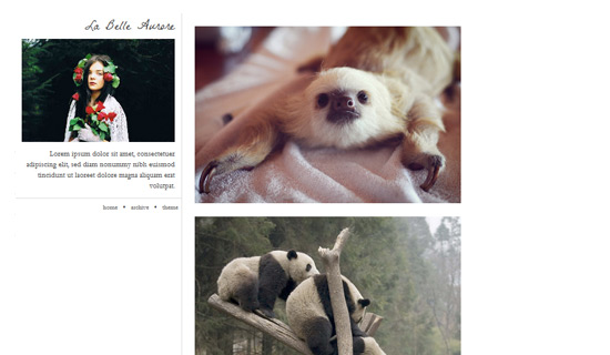 Labelleaurore-free-tumblr-themes