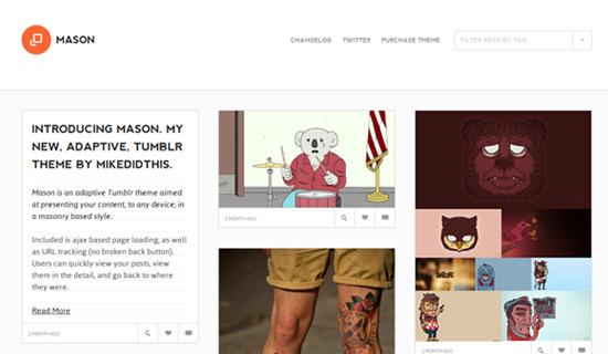 Mason-free-tumblr-themes