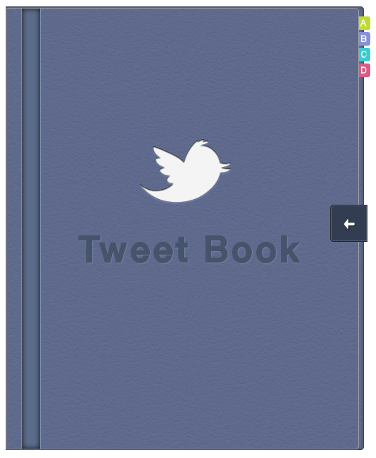 Create a Stylish Tweet Book with Jquery and CSS
