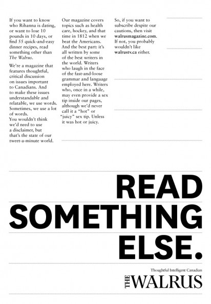 Read-creative-advertisements