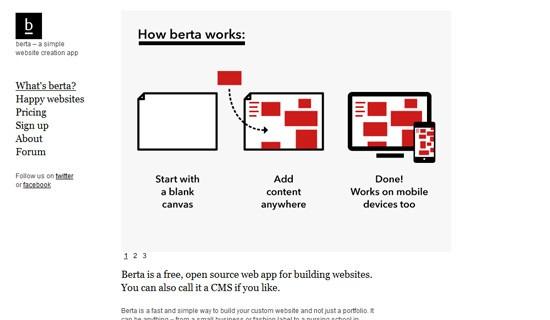 Berta-create-online-portfolio