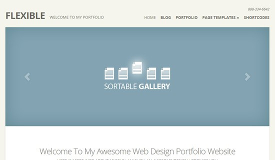 Flexible-premium-wordpress-themes-2012