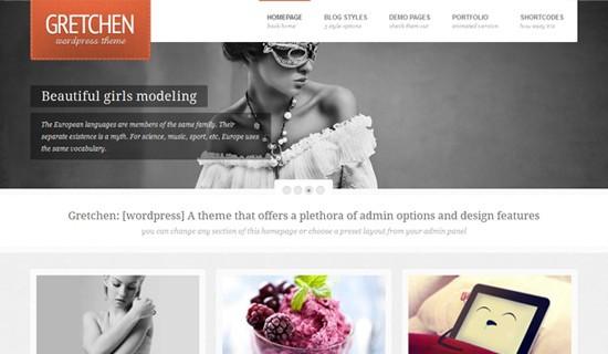 Gretchen-premium-wordpress-themes-2012