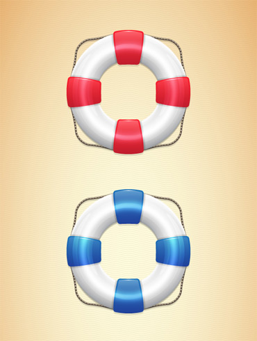 Lifebuoy-adobe-illustrator-tutorials