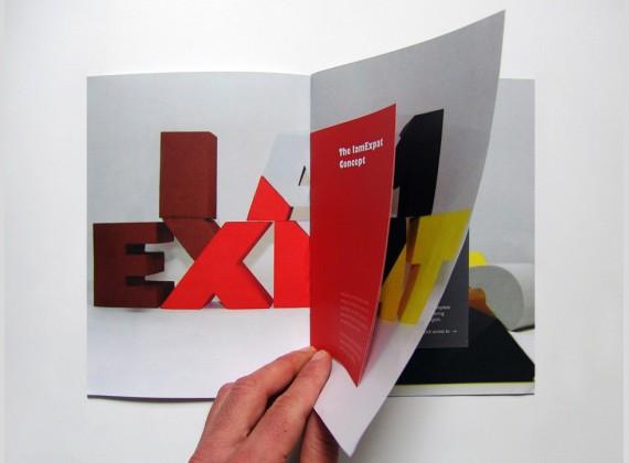 IamExpat Brand Brochure
