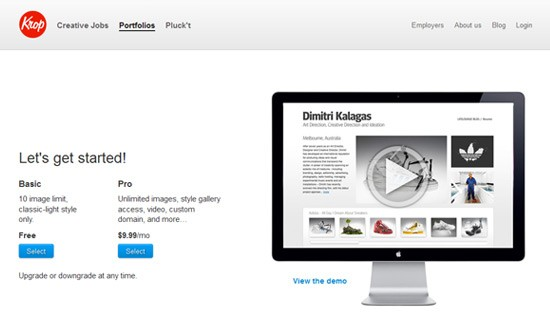 Krop-create-online-portfolio