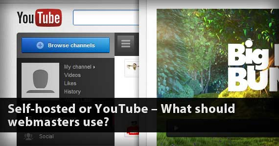 Self-Hosted Videos or YouTube – What Should You Use?