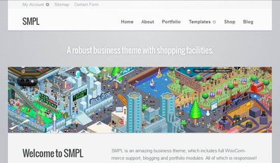 Smpl-premium-wordpress-themes-2012