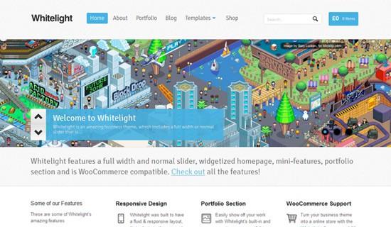 Whitelight-premium-wordpress-themes-2012