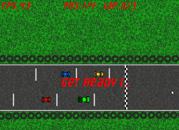 Bandit Racer HTML5 Game