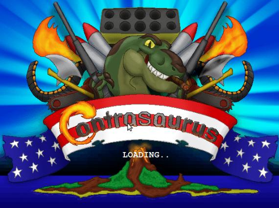 Contrasaurus HTML5 Game
