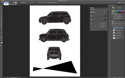 EXPLORE-PHOTOSHOP-CS6'S-NEW-VECTOR-TOOLSET-STEP-BY-STEP