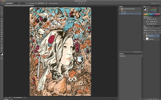 PHOTOSHOP-CS6'S-NEW-CROP-TOOL-STEP-BY-STEP