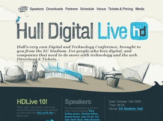 Hull Digital Live