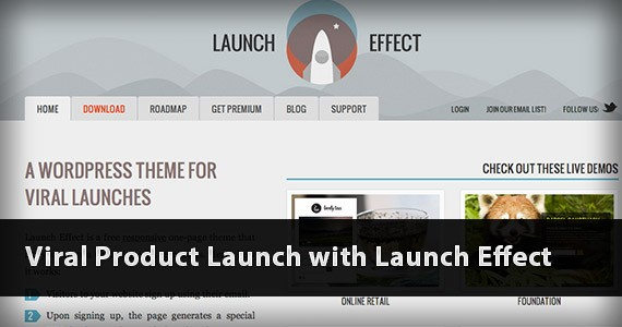 Viral Product Launch with Launch Effect