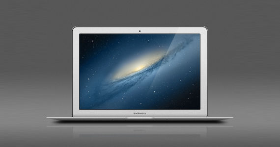 Macbook Air - Fully Scalable PSD ফ্রী ডাউনলোড করুন High Quality চমৎকার কিছু Icons পিএসডি Format-এ