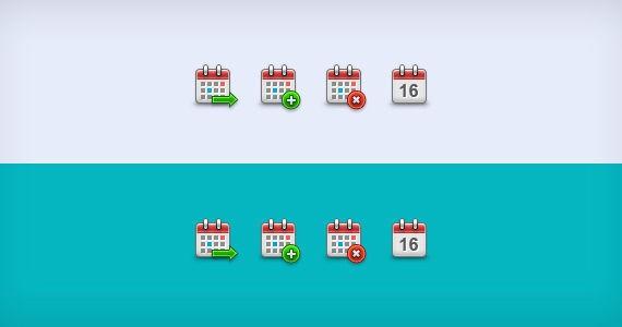 Small Calendar Icons (PSD & PNG) ফ্রী ডাউনলোড করুন High Quality চমৎকার কিছু Icons পিএসডি Format-এ