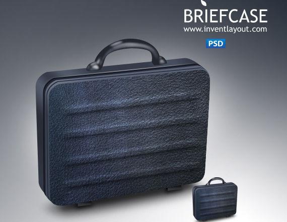 Briefcase ফ্রী ডাউনলোড করুন High Quality চমৎকার কিছু Icons পিএসডি Format-এ