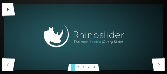Rhino Slider Default View