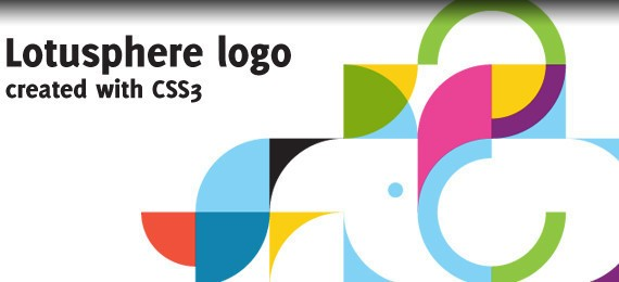 Recreando el logo de IBM Lotusphere en CSS3