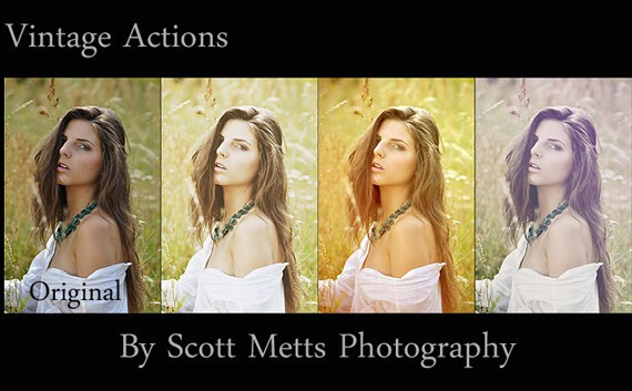 Vintage By Scott Metts