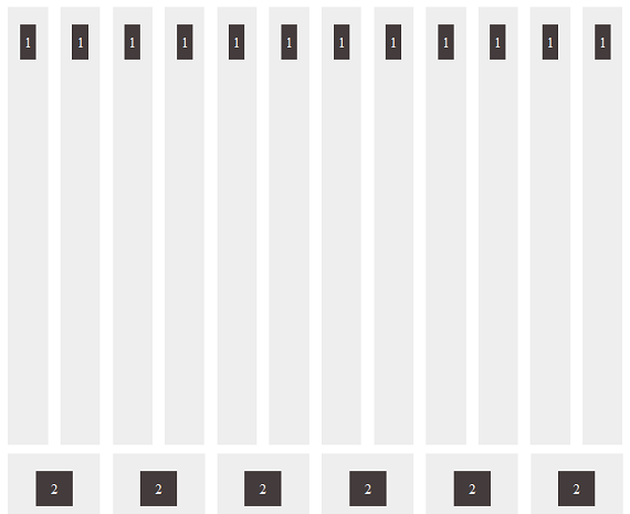 Fluid Grid Layout Creation For Responsive Web Design