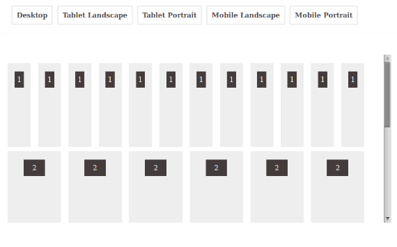 Fluid Grid Layout Creation For Responsive Web Design