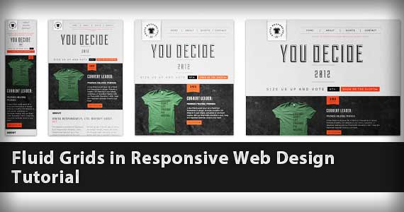 How Fluid Grids Work in Responsive Web Design