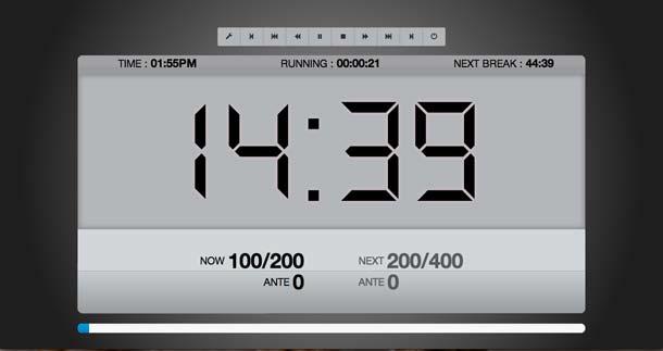 blind timer