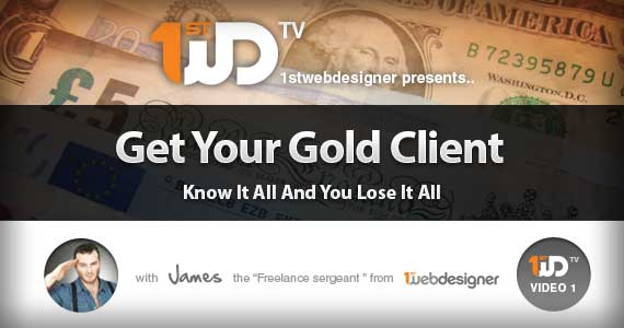 Know It All And You Lose It All – Get Your Gold Client VIDEO Series