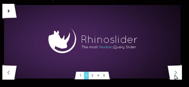 rhino slider