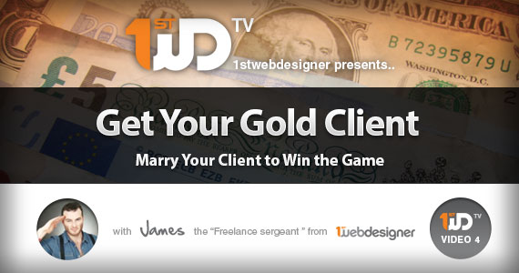 Marry Your Client to Win the Game – Get Your Gold Client VIDEO Series