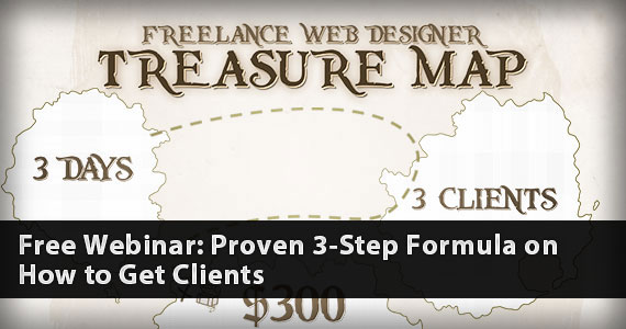 Free Webinar: Proven 3-Step Formula on How to Get Clients