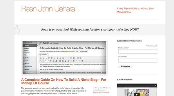 free-wordpress-themes-for-blogs