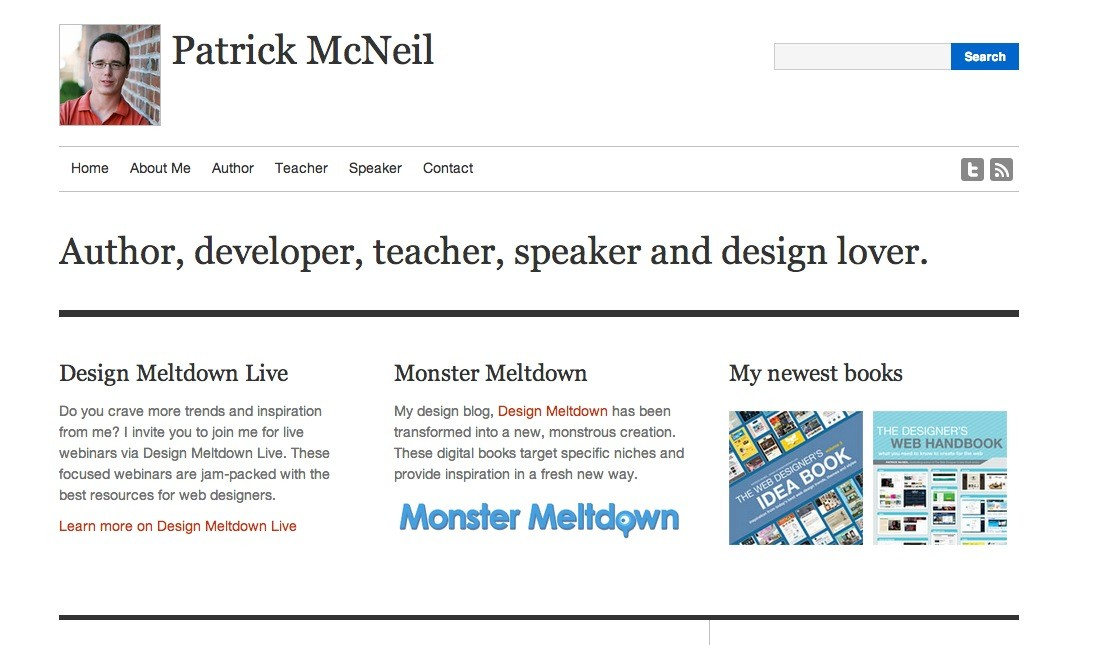 patrick mcneil blog wordpress