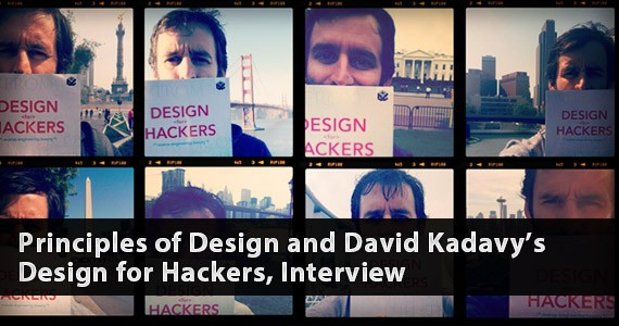Principles of Design and David Kadavy's Design for Hackers, Interview