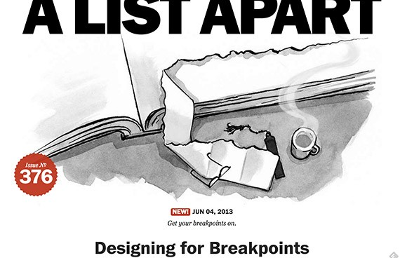 Alistapart web design blog top blogs follow