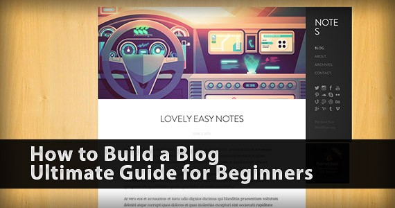 How to Build a Blog – Ultimate Guide for Beginners [Free Domain]