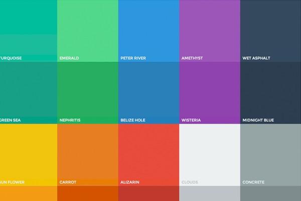 color-palette-for-flat-design