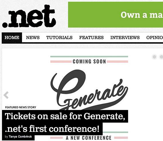 Net magazine web design blog top blogs follow