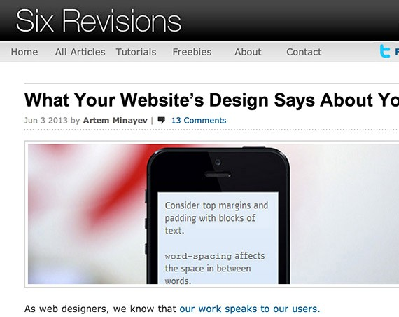 The 30 Top Web Design Blogs You Should Be Following