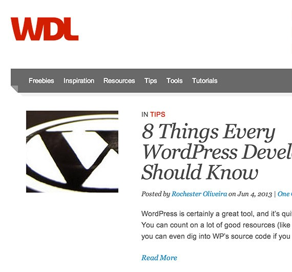 Webdesignledger web design blog top blogs follow