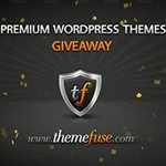 [Giveaway] Five Premium WordPress Themes from Themefuse [Ended]