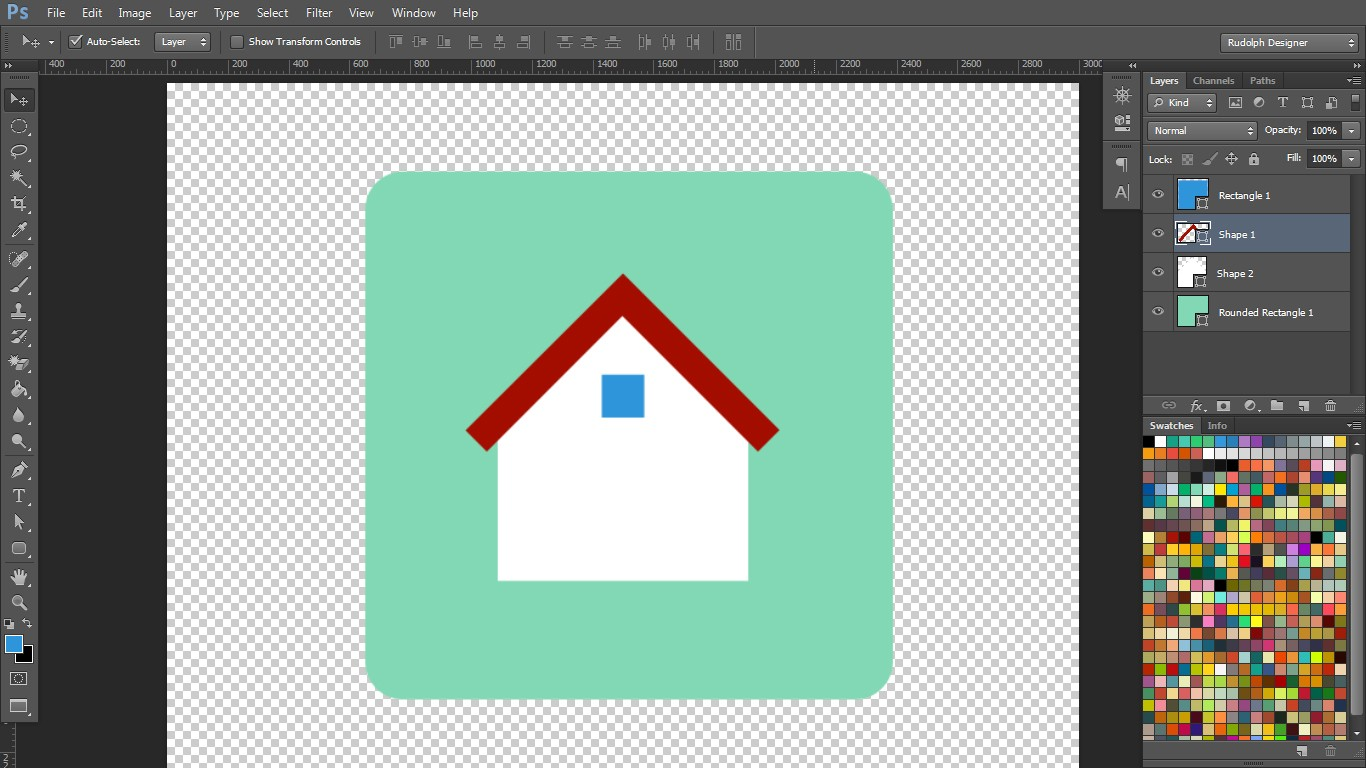flat-icon-tutorial-home-icon-4