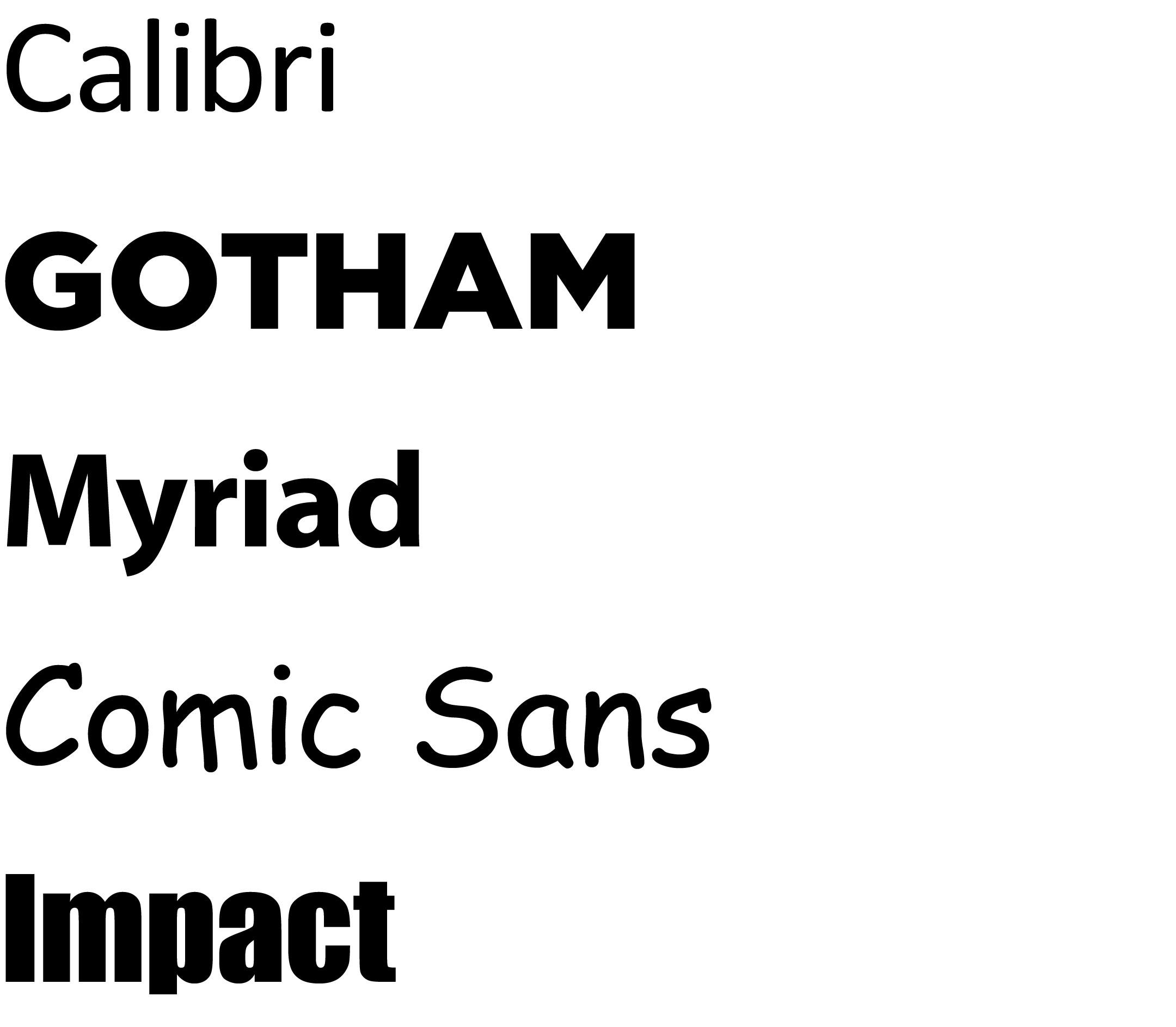 Linux Fonts Suck