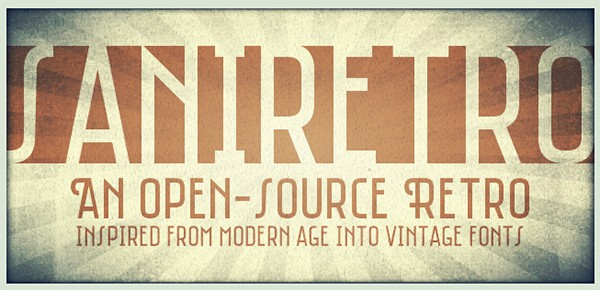 free modern font typeface family 114