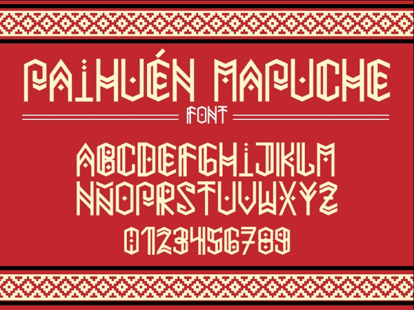 free modern font typeface family 140